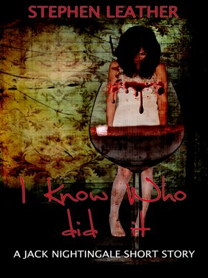 cover image of I Know Who Did It (A Jack Nightingale Short Story)